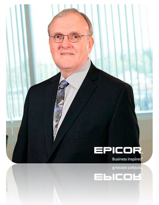 Joe Cowan CEO epicor